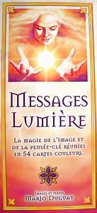 message de lumière